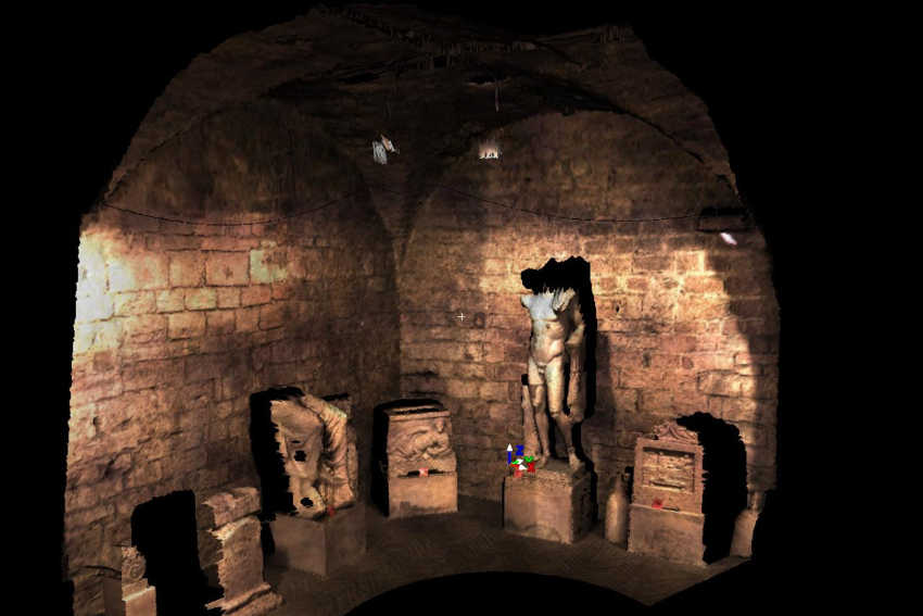 Rilievi Laser Scanner 3D