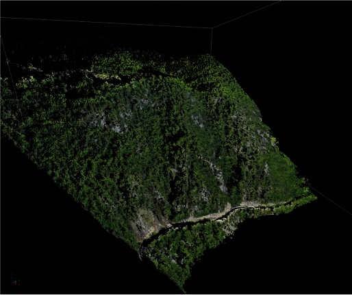 Rilievi topografici con droni