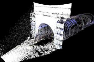 Scansione 3D Minimetro di Perugia